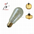 ST58 Carbon filament lamps 25W