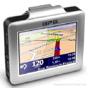 "4.3""CAR GPS NAVIGATOR 3"