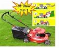 Self-propelled lawn mower 1