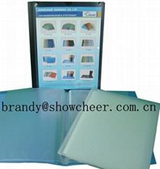 biodegradable display book