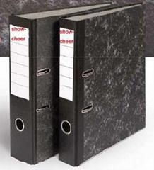 paper lever arch file