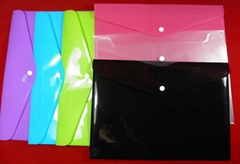 polyfile ring binder pp envelope