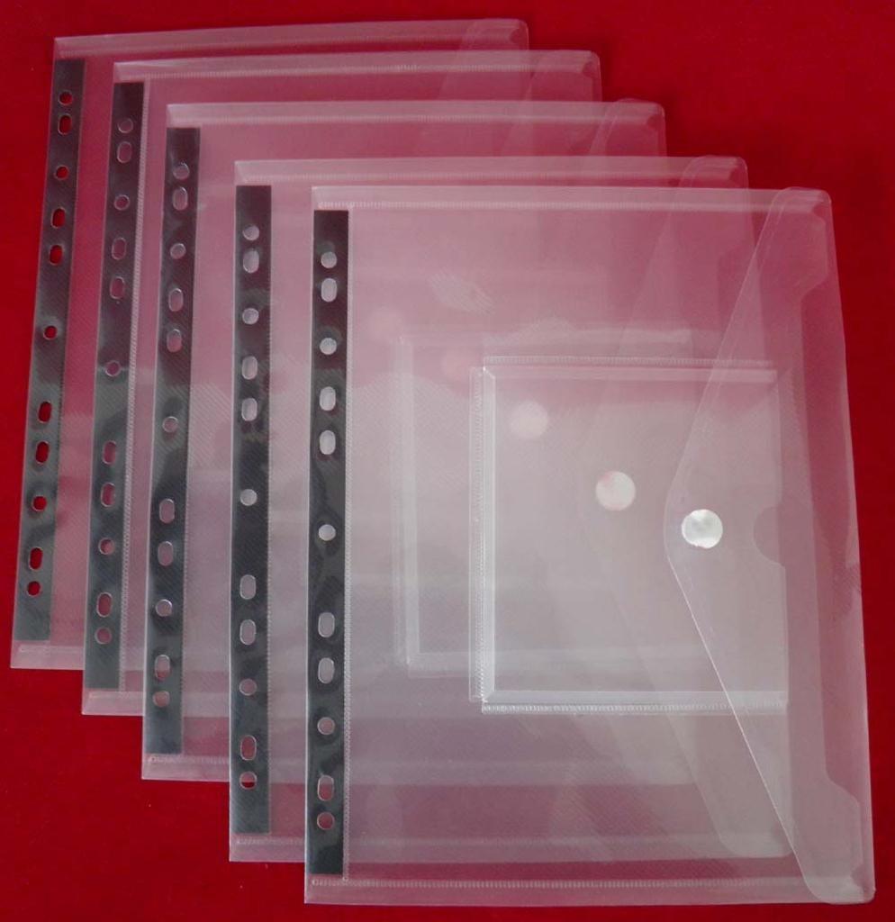 polyfile ring binder 1