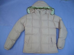 LADIES PAD JACKET