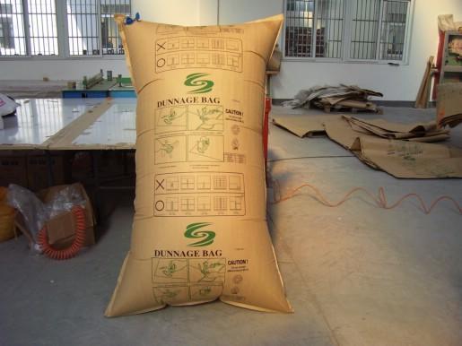集装箱缓冲气袋、牛皮纸充气袋/衬袋(dunnage bag) 1