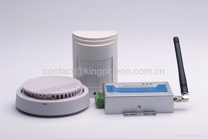 GSM Gate Opener,RTU5015,Simply GSM Alarm,  2I/1O  4