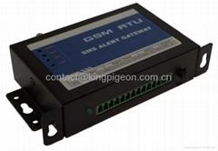 GSM SMS Controller, GSM SMS Alarm, 4I/O, 8I, 4AD,RTU5010,5011