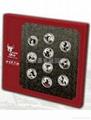 世博大熊猫银章套装 3