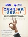节省话费中国电信200ip