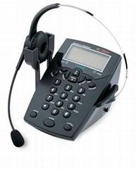 耳麦电话机