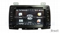 Hyundai i30 Car DVD Player with DVD/CD