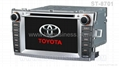 Toyota Verso 2012 Car DVD Player with