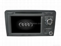 Golden Edition Audi A3 Car DVD Player with GPS Navigation system! (Hot Product - 1*)
