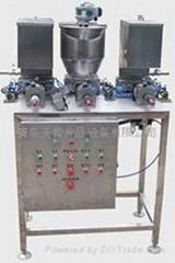 雙頭液體自動灌裝機