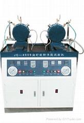油封旋转性能试验机