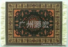 oriental persian carpet mouse pad