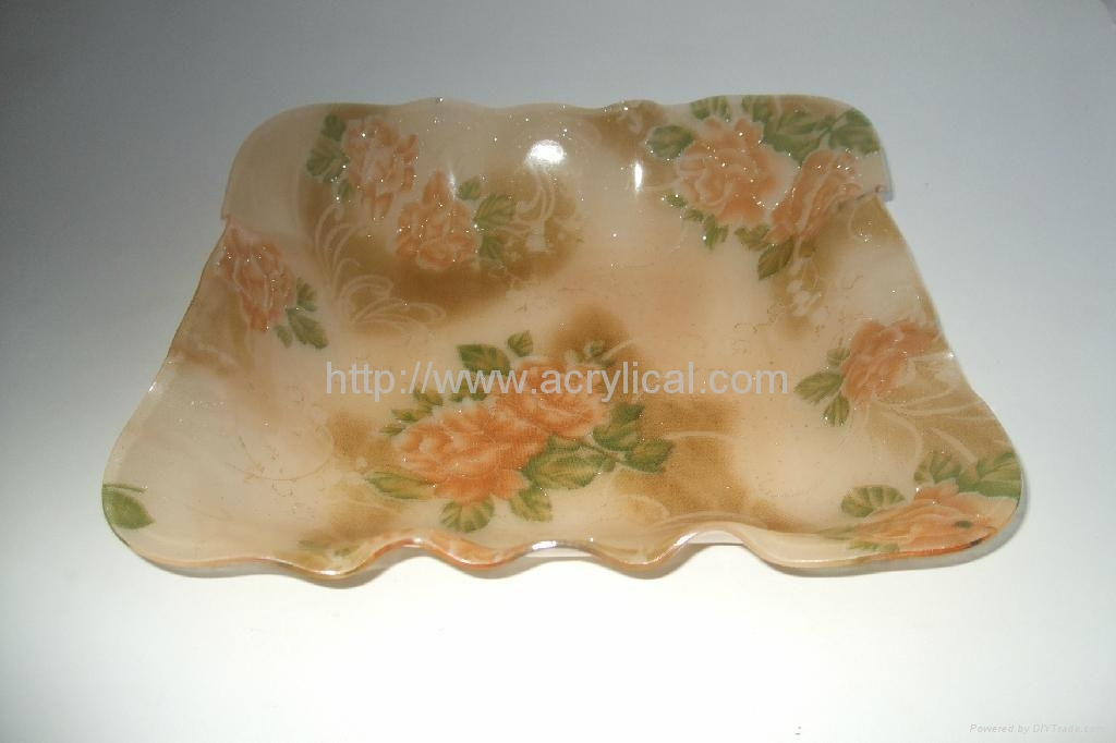 Acrylic Tray,acrylic fruit tray