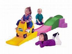 小博士,淘氣堡,充氣彈跳,健身器材,塑料玩具