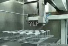 自動噴塗設備塗裝生產線