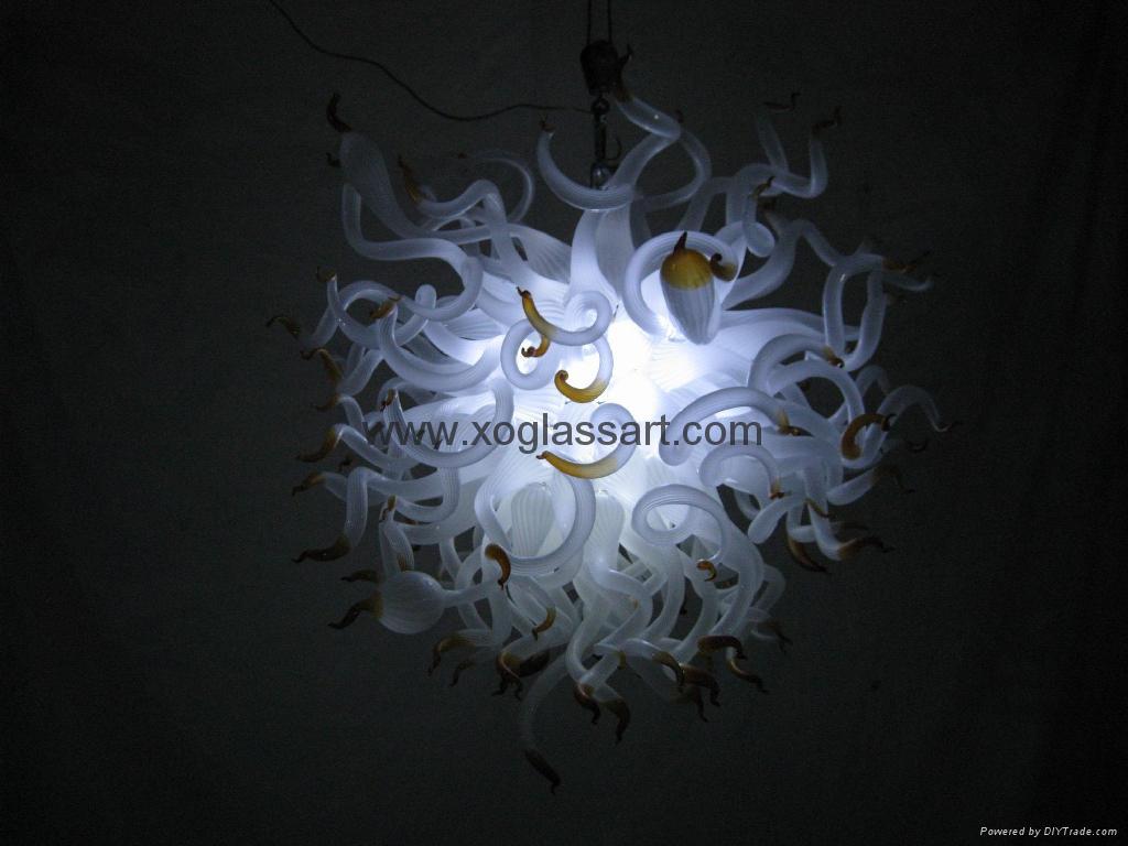 12 Coolest Chandeliers - Oddee.com (creative chandeliers, wire