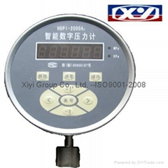 Intelligence Digital Pressure Gauge