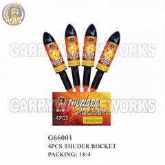 Fireworks-Rocket
