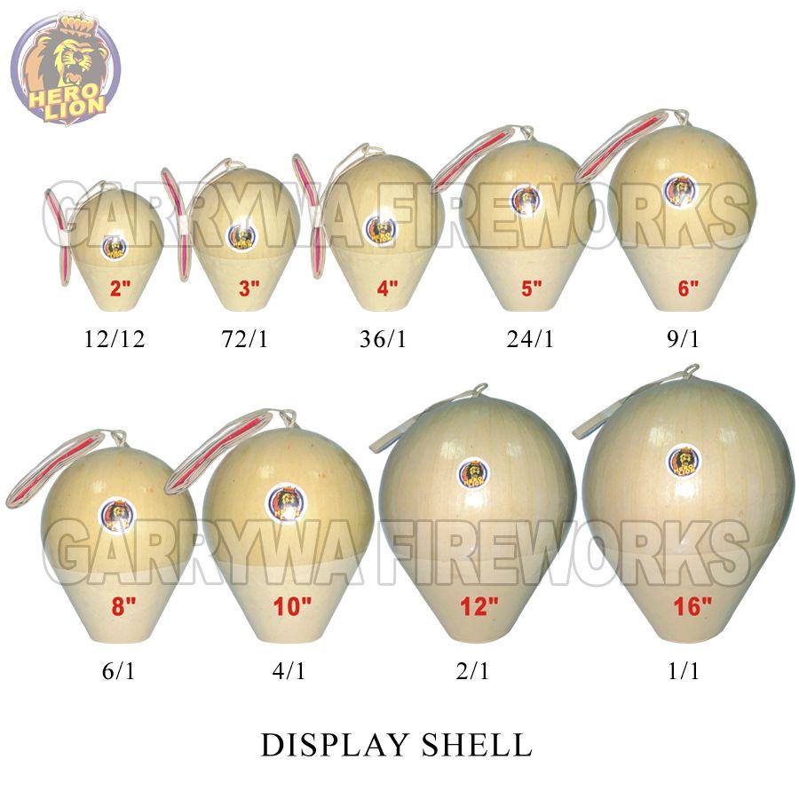 display shells 2