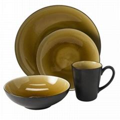 Dinnerware (Reactive Glaze Series-A)