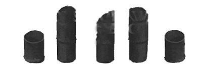 竹炭炭筒 1