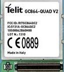 Telit gsm module--GC864-QUAD V2