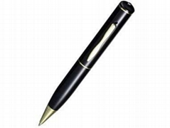 Slim spy pen camera