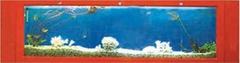 红木系列壁挂鱼缸