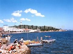 大連、旅順、煙台、蓬萊、威海、青島、雙飛單船六日游