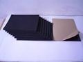 三元乙丙带胶海绵(密封垫、橡塑
