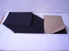 三元乙丙带胶海绵(密封垫、橡塑发泡)