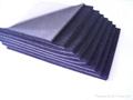 橡塑发泡慢回弹带胶海绵(密封垫、橡塑发泡) 1