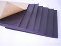 PVC聚氯乙烯软质带胶海绵(密