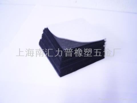 植绒布自粘胶带(带胶海棉、橡塑、模塑、PUF) 1