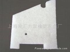 PET聚丙乙烯材料(海棉、橡塑、模塑、密封垫)