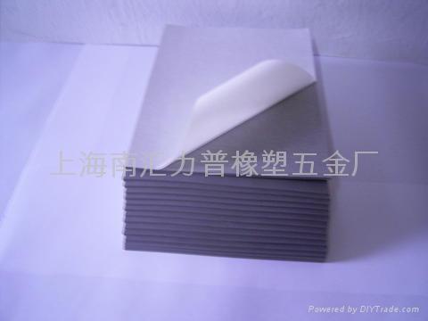 CR氯丁橡胶发泡带胶海绵  密封垫  模塑发泡  1