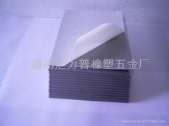 CR氯丁橡胶发泡带胶海绵  密封垫  模塑发泡