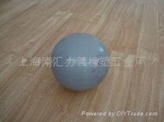 PU發泡球 玩具PU注塑型發泡 海綿 橡塑