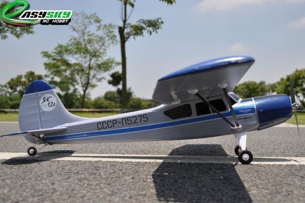 Sell 5 Channel 2.4Ghz Yak-12 Model Plane ES9906A 3