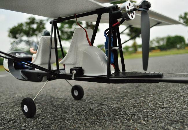 """Sell beginner Plane """" Drifter Ultralight"""" 2.4 G 4ch Brushless EPO RTF ES9908 4"""