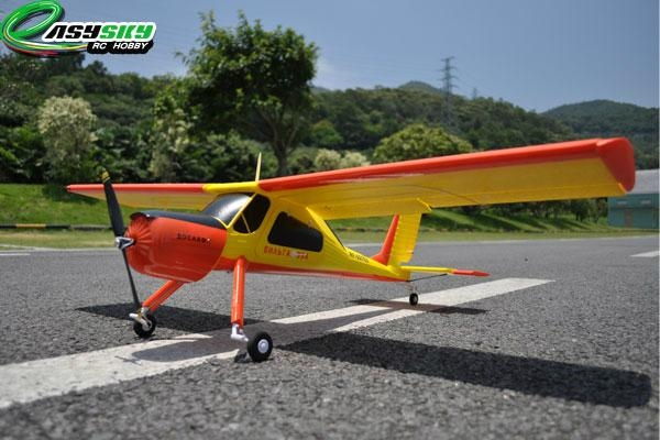 Sell 2.4Ghz 4Ch PZL 104 Wilga 2000 RC Model ES9905A 1