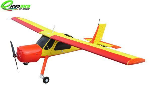 Sell 2.4Ghz 4Ch PZL 104 Wilga 2000 RC Model ES9905A 2