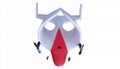 Sell Mini Radio Controlled 2CH RC Aerobatic Airplane For Yard Flyer ES9801 2