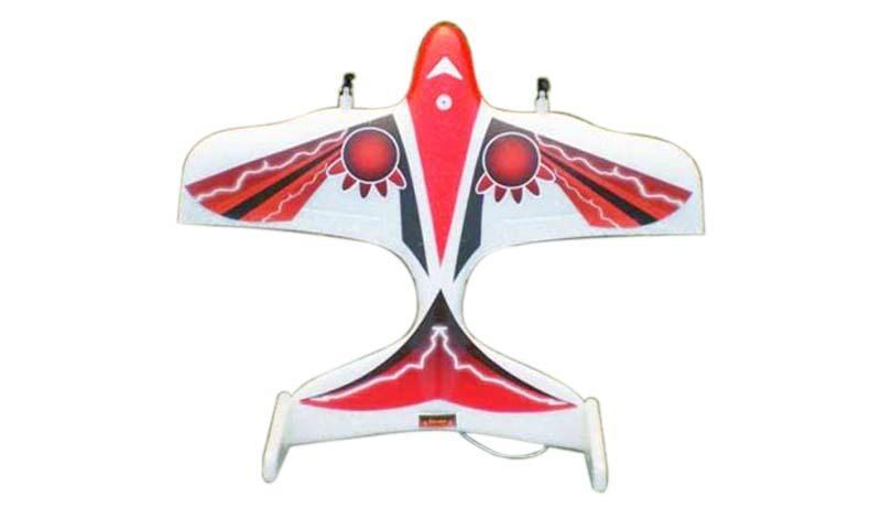 Sell Mini Radio Controlled 2CH RC Aerobatic Airplane For Yard Flyer ES9801 3