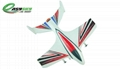 Sell 2CH RC Airplanes With 3.7V 200mAh Li-poly Battery For Park Flyer ES9802 5