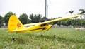 Sell 2.4Ghz Anti - Crash Mini Piper J3 Cub RTF RC Planes ES9903A 2
